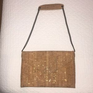 Jcrew cork bag